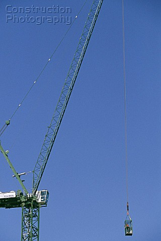 Tower Crane in use