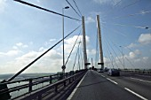 Dartford Crossing, QE2 Bridge, London