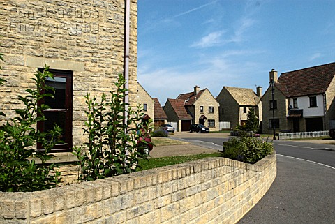 Cotswold new home development Cotswolds UK