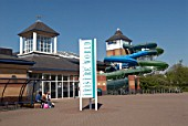 Colchester Leisure and Swimming Pool Complex, Colchester, Essex, UK