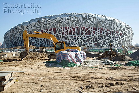 beijing national stadium construction Beijing national stadium is located at north 4th ring of beijing city,  construction of the national stadium of beijing for the 2008 olympic journal of urban affairs.