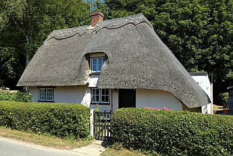 Thatched Roof House East Anglia UK