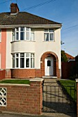 1930s semi-detached house, Ipswich, Suffolk, UK