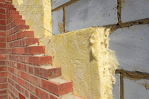 A088 03469 New Insulated Cavity Wall Detail