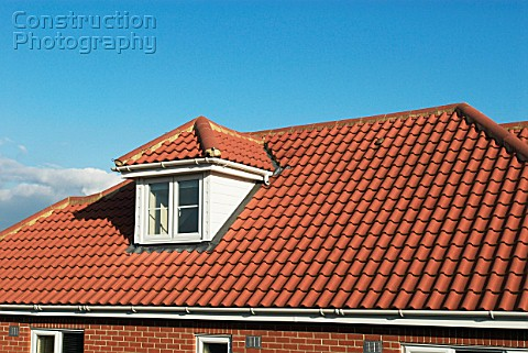 Roof with a loft conversion Stowmarket UK