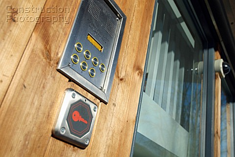 Keypad entry system for modern apartments Norwich UK