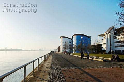 A088 05288 University Of East London Docklands Campus