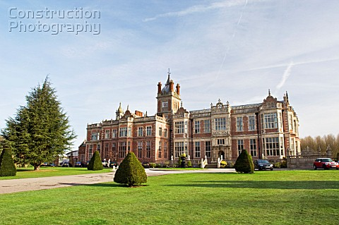 A110 00249 Crewe Hall Hotel Grade 1 Listed Building Jac