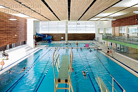 28 awesome swimming pools with diving boards - West mesa high school swimming pool ...