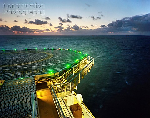 Troll A platform built by Norwegian Contractors for Norske Shell Norway North Sea The Troll A platfo