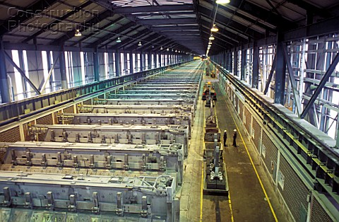 A170 00089 Hillside Smelter Which Produces Aluminium S