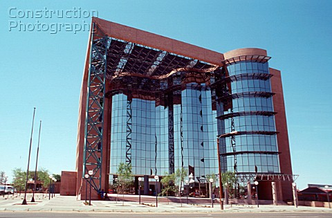 Botswana Savings Bank Broafhurst Africa 2001
