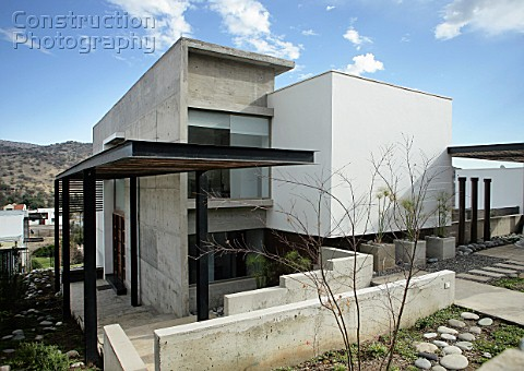 Modern Architecture In La Reserva Santiago Chile from Kenneth Page